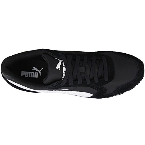 Puma St Runner NL, Baskets Basses Mixte Adulte Noir
