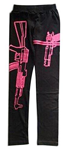 RoseSummer Machine Cotton Leggings Womens product image