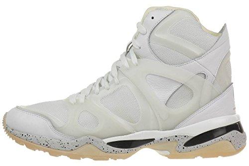 Puma McQ Run Mid by Alexander McQueen Mens Sneaker white White