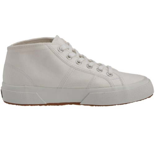 40 Blanc Mixte Superga White Baskets 2754 Cotu Basses Adulte Marine 0q4PTpw