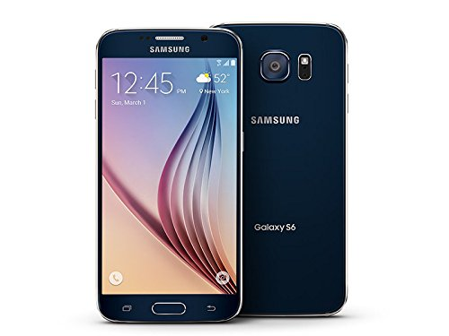 Samsung Galaxy S6 G920T 32GB T-Mobile - Black Sapphire by Samsung