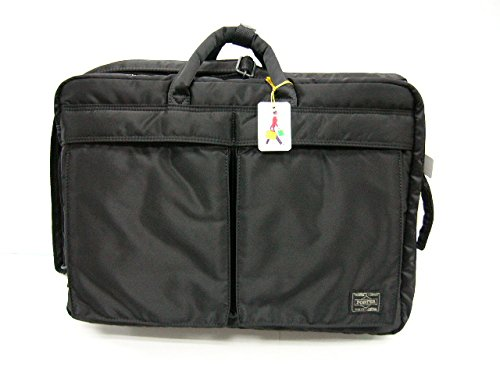 Porter Tanker / 3way Briefcase 09308 Black / Yoshida for sale  Delivered anywhere in USA
