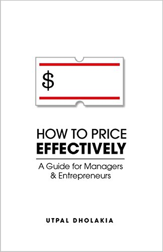 Amazon how to price effectively a guide for managers and how to price effectively a guide for managers and entrepreneurs by dholakia utpal fandeluxe Image collections