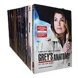 Grey's Anatomy: DVD 1-12 One to Twelve