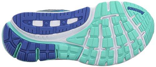 Saucony W Echelon 5 - Zapatillas de deporte Mujer Grey/Mint/Blue