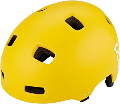 POC Crane Helm, Sulphite Yellow, M-L