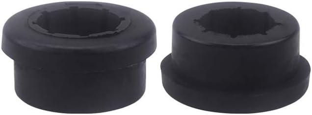 Tickas Bushing Halves Lower Control Arm,Bushing Halves Lower Control Arm LCA /& Rear Camber Kit Replacement for Skunk2 EG EK DC 12 Pcs