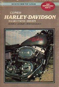 Harley Elec and Super Glide, 1959-79 Harley Davidson Service Manual Online