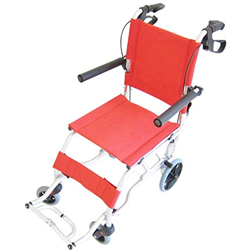 新発売 ネクスト ローズレッド ネクスト ちょっとしたお出かけや旅行用としても 新発売! B00LAUDOQQ 簡易車椅子 軽量 コンパクト 介護介助用 車椅子 車いす 車イス 介助ブレーキ付き 折りたたみ式 跳ね上げ式 A501-AR B00LAUDOQQ, 家具通販 Antico(アンティコ):fc80fc1c --- ijpba.info