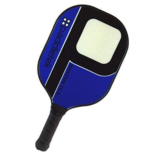 Paddletek Bantam TS-5 Pickleball Paddle, Blue