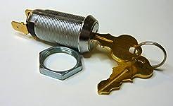 On/Off Switch Lock, Keyed Alike, Key Rem...