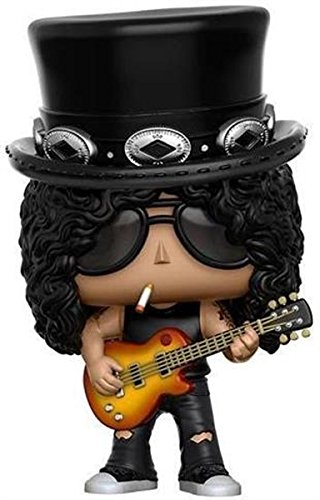 Funko POP Rocks: Slash Action Figure