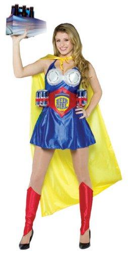 Beer Girl Adult Costume - Small/Medium -