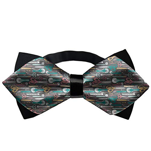 (JZDACH Mens Bow Tie Quilter's Sewing Notions)
