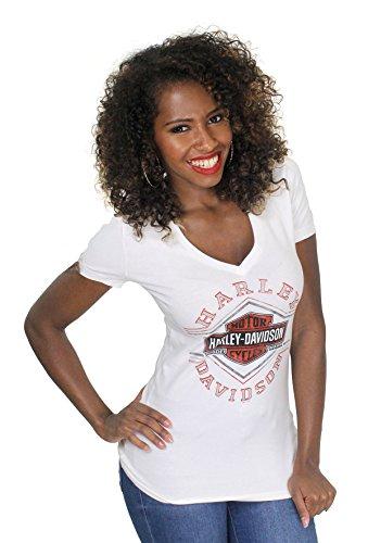 Harley Davidson T Shirts Women'S - 8