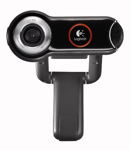 Logitech Pro 9000 Webcam with 2-Megapixel Optical Resolution and Built in Noise Cancellation Microphone for Business by Logitech (Image #1)