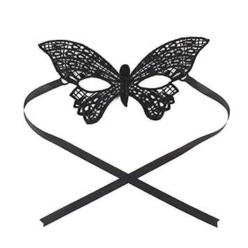 Amazon.com: Máscara Diseño de la Mariposa eDealMax del ...