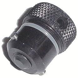 Tippmann Parts Co2 Cap - Black - Adjustable