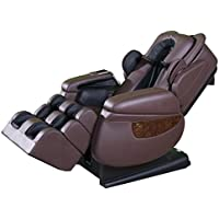 Luraco iRobotics 7 Medical Massage Chair (Chocolate Brown)