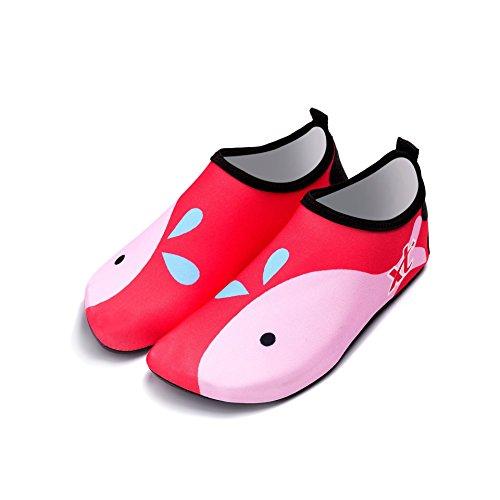 De Aire Playa Yoga Contra Corriente Zapatos Natación Al Cuidado Piel Libre Ballena Vadeo Roja Nadando La Pareja 1dWHgqnW
