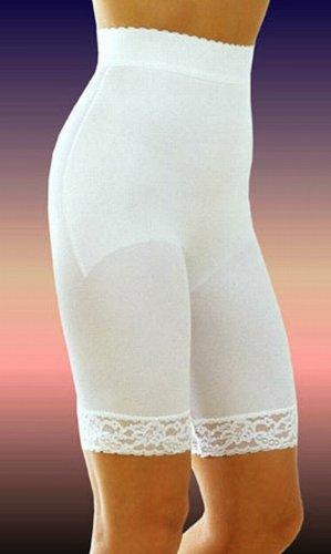 Waist Long Leg Pantie Girdle Style 518 - Beige - 2XLarge (Long Leg Pantie Girdle)