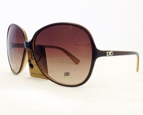 48302d9f824f DG Eyewear Designer Vintage Oversized Women s Sunglasses   Celebrity Shades  -... - Buy Online in UAE.