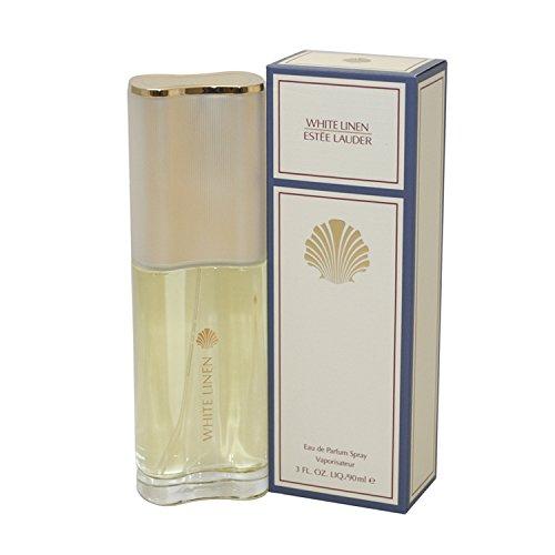 WHITE LINEN Perfume. EAU DE PARFUM SPRAY 3.0 oz / 90 ml By Estee Lauder - Womens