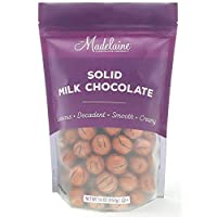 Favores del partido de baloncesto de chocolate con leche premium Madelaine (1 libra)