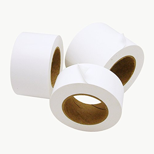 """Patco 5400/WI136 5400 Preservation & Sealing Tape: 1"""" x 36 yd, White"""
