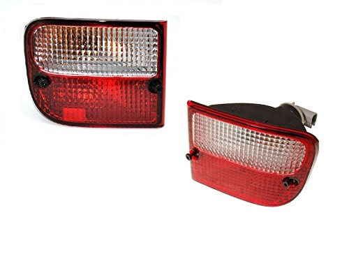 LAND ROVER FREELANDER 1 2004-2006 REAR STOP TAIL LIGHTS SET PART: XFB500180 & XFB500190
