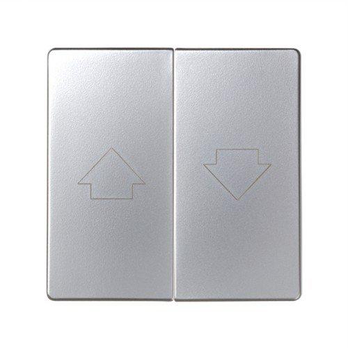Simon - 82028-33 tecla persianas s-82 aluminio mate Ref. 6558233220 M133443