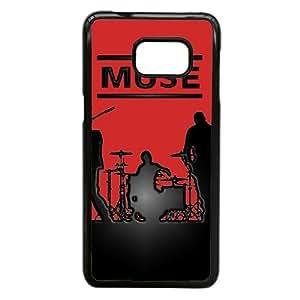 Samsung Galaxy S6 Edge Plus case , Muse Samsung Galaxy S6 Edge Plus Cell phone case Black-YYTFG-24578