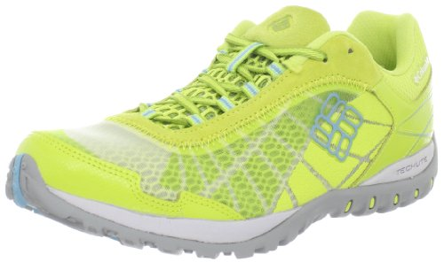Columbia Women's Yama Swift Trail Shoe,Fresh Kiwi/Aqua,10 M US