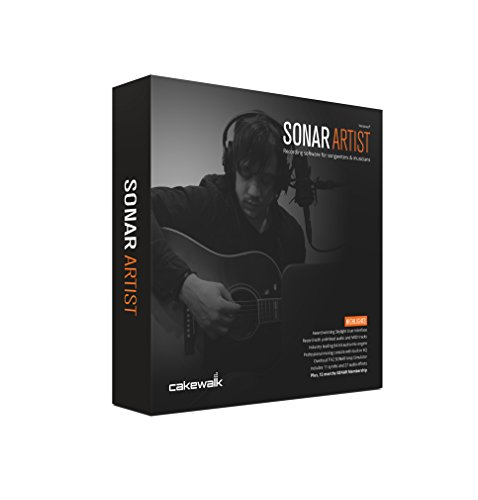 Cakewalk Sonar Artist Music Production Software - Cakewalk Sonar Software