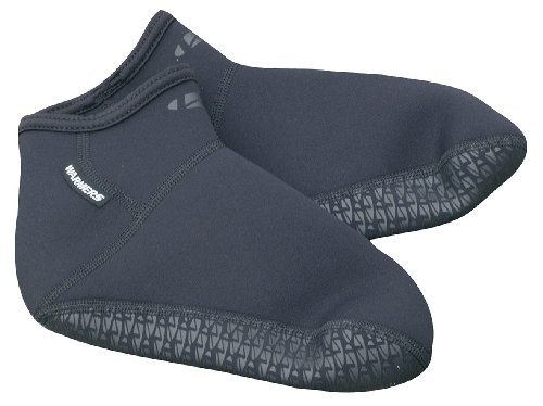 Warmers 2Mm Sandal Sock Paddling Sock (Black, Large)