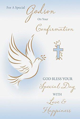 Tarjeta de bautizo confirmación: Amazon.es: Oficina y papelería