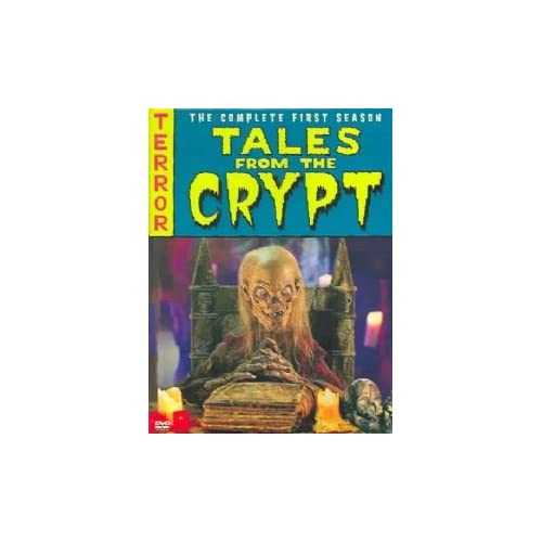 Tales from the Crypt: The Complete Second Season (Rental Ready) movie