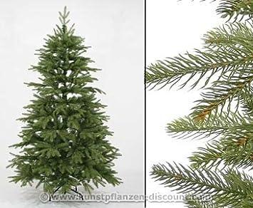 Weihnachtsbaum Nadeln.Kunstpflanzen Discount Com Auslauf Christbaum Alpen Fichte Mit Pe