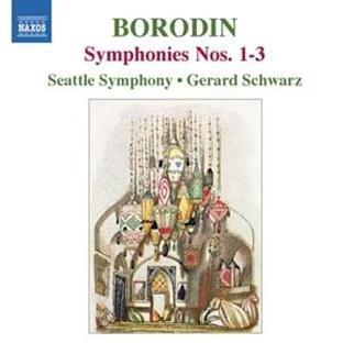 Symphonies 1-3 (Alexander Schwarz)
