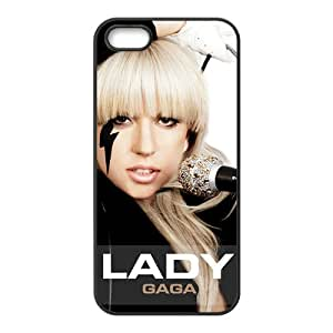 Lady Gaga Brand New And High Quality Hard Case Cover Protector For Iphone 5S