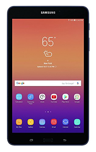 Samsung Galaxy Tab A 8.0'' 32GB Tablet - Black (Certified Refurbished) by Samsung