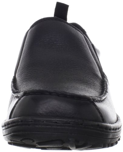 Hush Puppies Belfast Slip on MT Hommes Noir Large Chaussures Mocassins EU 45