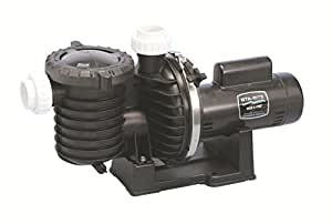 Pentair 5P6R6D3-209 Single Speed 3-Phase Energy Efficient Max-E-Pro Inground Pool and Spa Pump, 3/4 HP