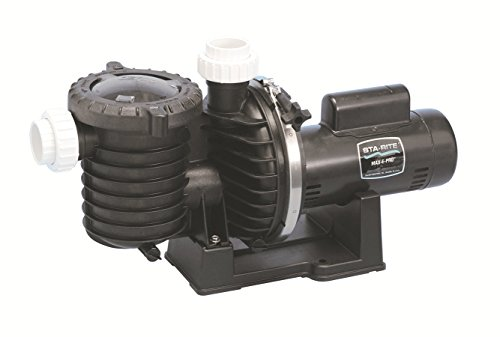 Pentair 5P6R6H3-213 3-Phase Pool and Spa Pump, Max-E-Pro Energy Efficient Single Speed, 3 HP by Pentair