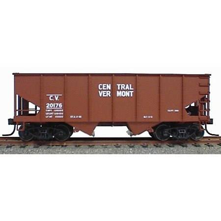 HO KIT 55Ton USRA Twin Hopper, CV ACU2551