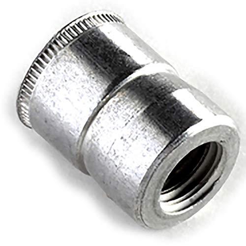 AVK Industrial ATA2-420 AT-Series Insert, Thread Size 1/4-20, Silver