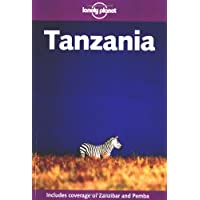 Lonely Planet Tanzania 2nd Ed.: 2nd Edition