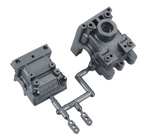 - Kyosho IF408C Bulkhead Set Front & Rear for MP9