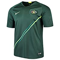 Australia 2018 World Cup Home Soccer Jersey