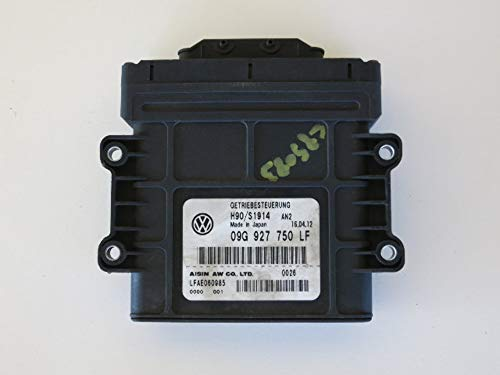 11-14 VW Jetta 09G927750LF TCM TCU Transmission Shift Computer Control (Transmission Computer Module)